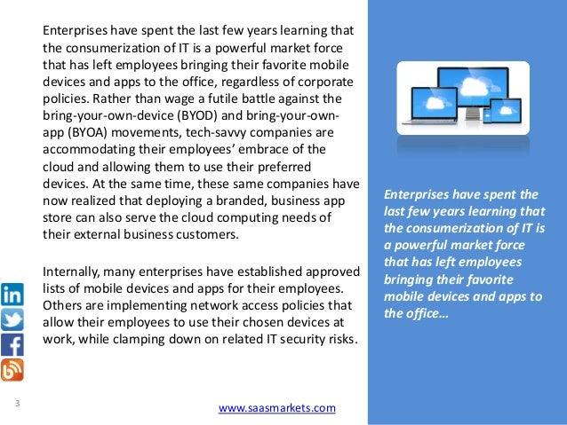 eBook: 10 Steps for Building a Successful Enterprise App Store Slide 3
