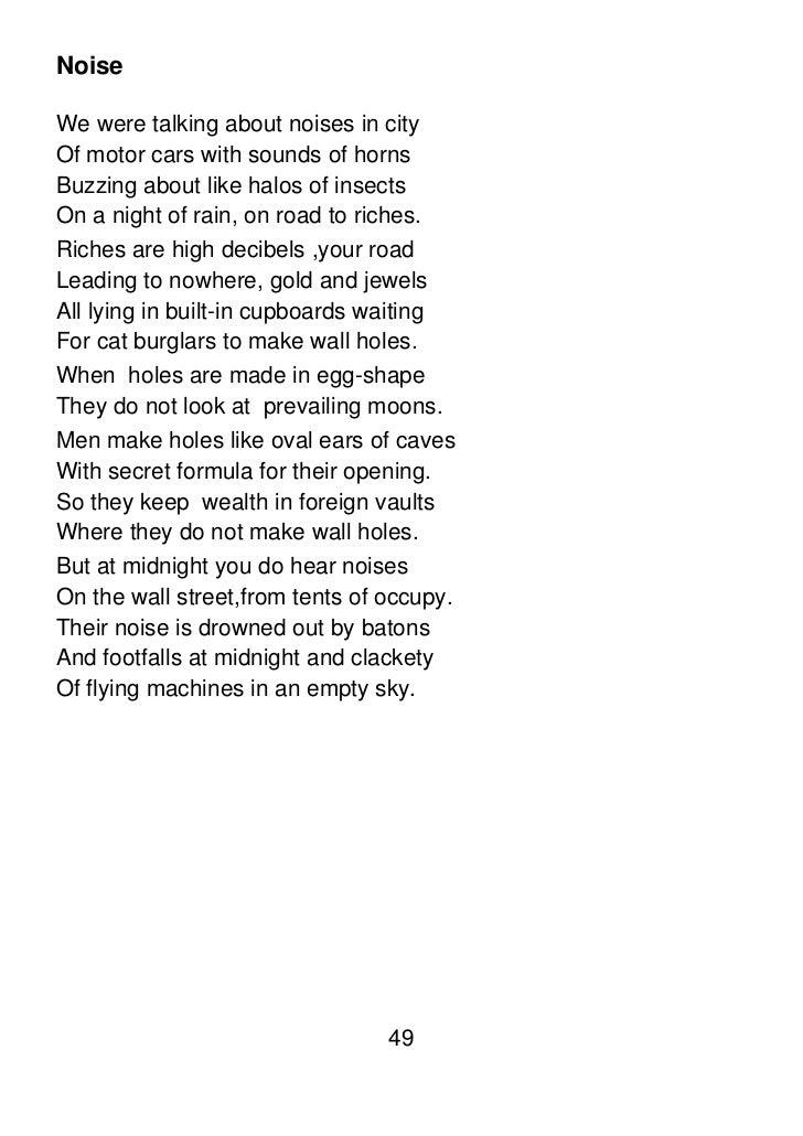 a j rao s poetry volume  48 58