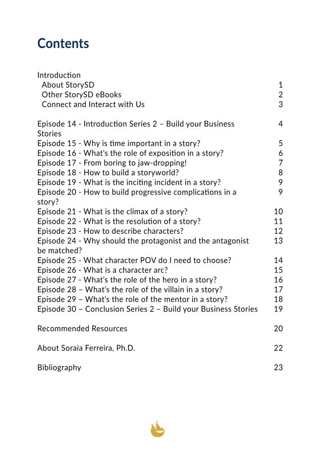 Build Your Business Stories (StorySD Series 2) Slide 3