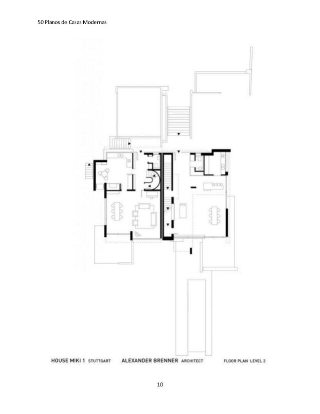 Ebook 50 planos de casas modernas v1 (1)