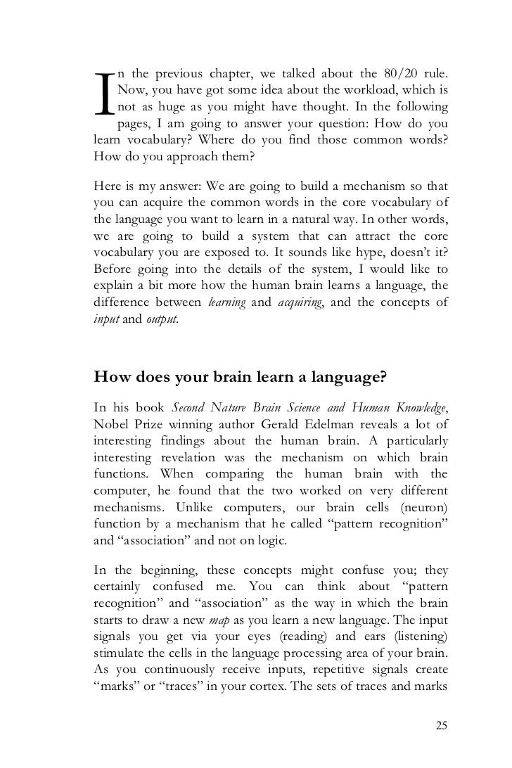 Ebook 5 steps to speak a new language 25 fandeluxe Image collections