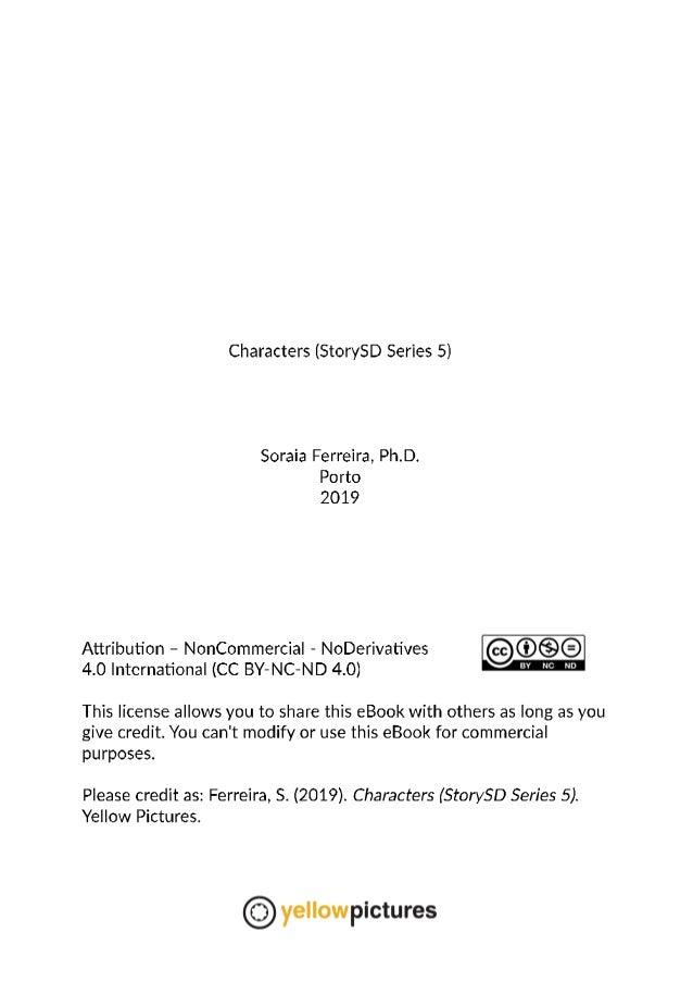 Characters  (StorySD Series 5) Slide 2