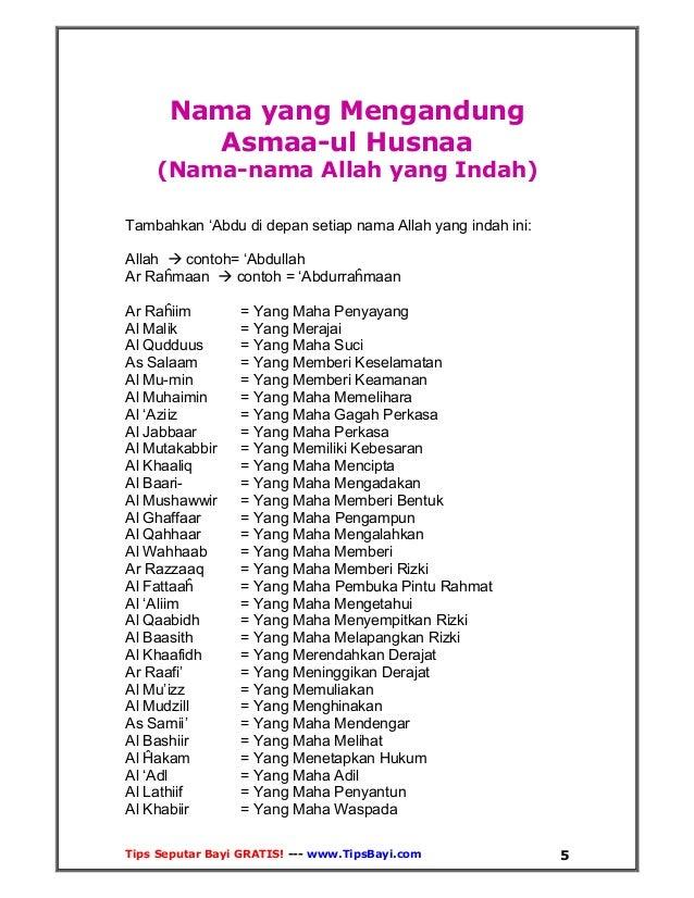 Nama Bayi Islam Dalam Bahasa Jepang   Abu Bazir