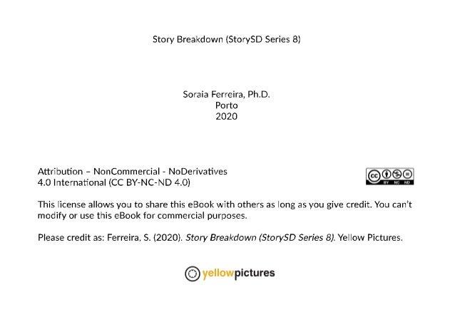 Story Breakdown (StorySD Series 8) Slide 2