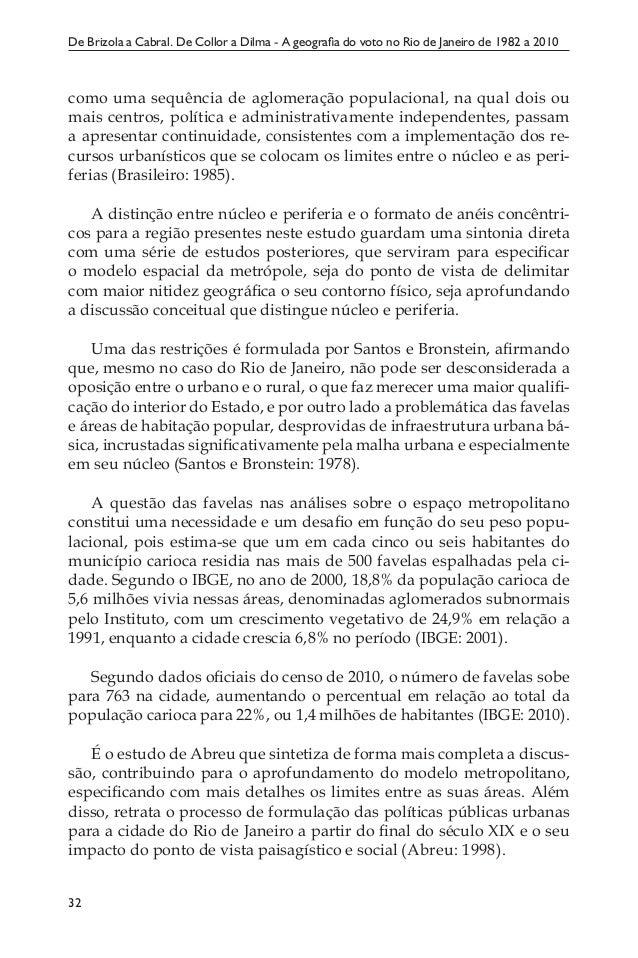 Livro sobre eleies no rio de janeiro a proposta 32 fandeluxe Choice Image