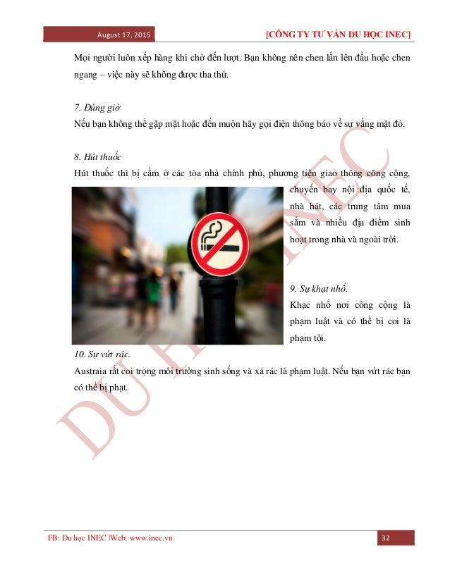 August 17, 2015 [CÔNG TY TƯ VẤN DU HỌC INEC] FB: Du học INEC |Web: www.inec.vn. 32 Mọi người luôn xếp hàng khi chờ đến lượ...