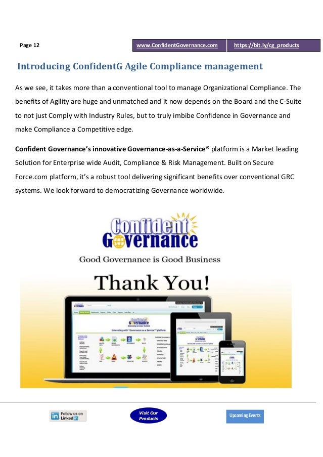 Confidentg ebook vital elements of salesforce crm compliance page 11 visit our products upcoming events 12 fandeluxe Image collections