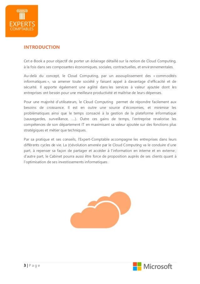 le cloud computing pour les experts comptables