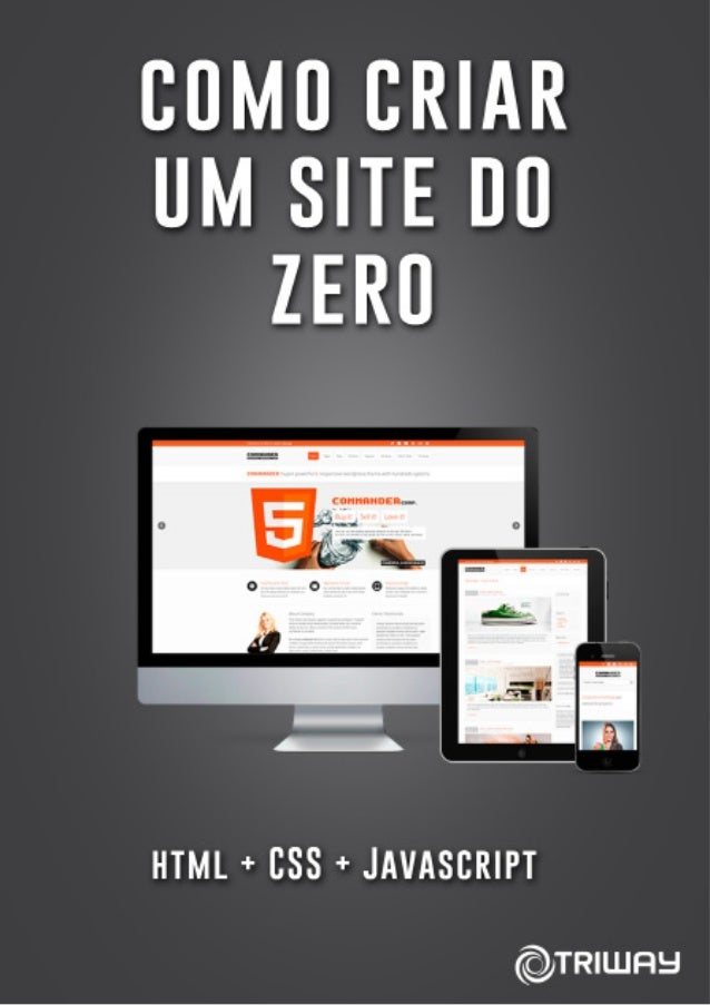 2 Desenvolvimento web www.triway.com.br Índice Introdução3 Estrutura HTML 4 Elementos HTML 6 Tags e Elementos HTML6 Ele...