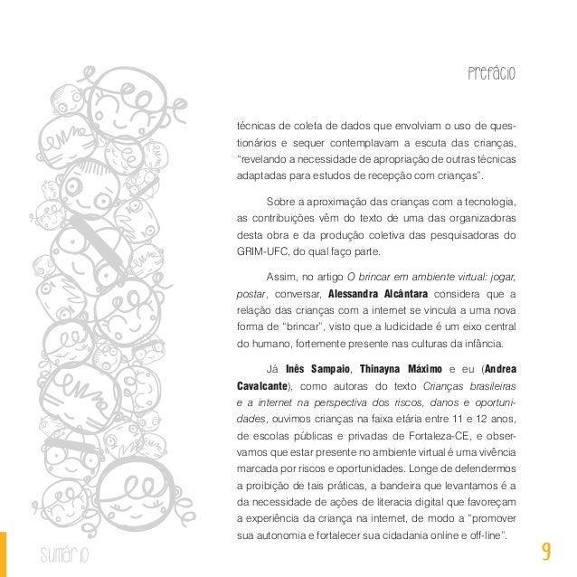 Ebook comunicao e infncia processos em perspectiva 10 fandeluxe Choice Image