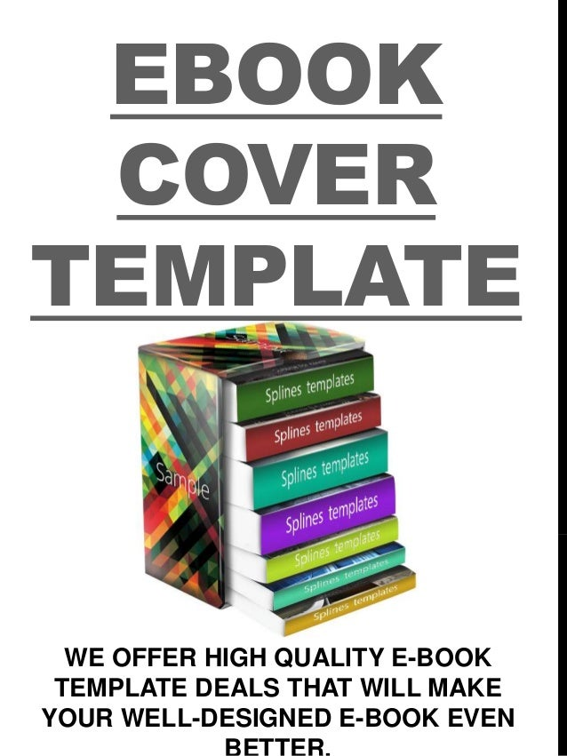 Ebook Cover Template