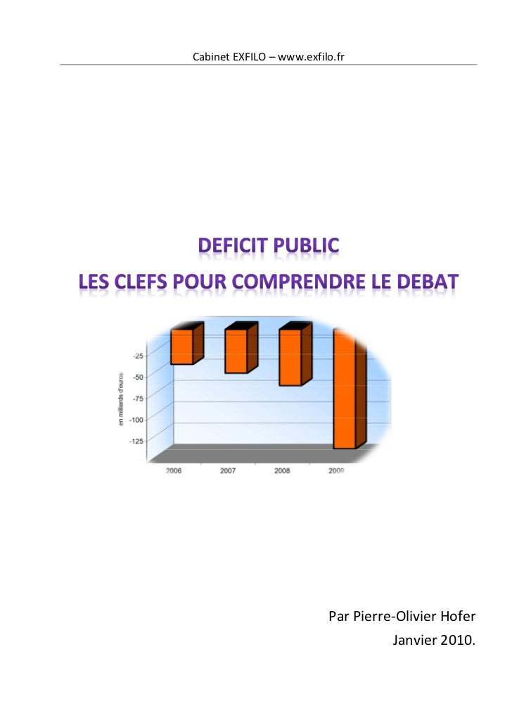 Cabinet EXFILO – www.exfilo.fr                          Par Pierre-Olivier Hofer                                    Janvie...