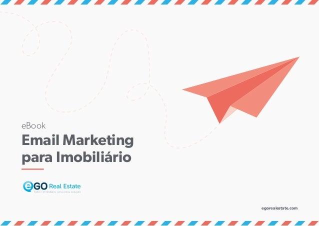eBook Email Marketing para Imobiliário egorealestate.com