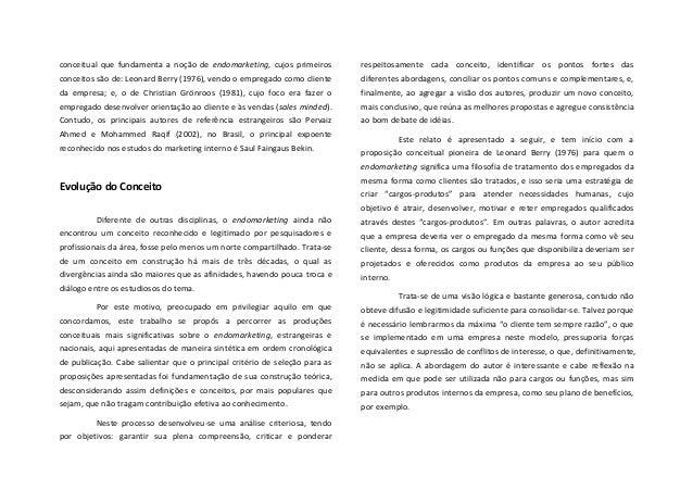 Ebook Endomarketing Inteligente & Criativo 2007