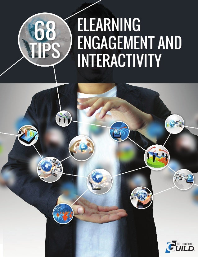 68 TIPS ELEARNING ENGAGEMENT AND INTERACTIVITY