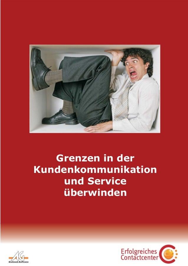 Grenzen in der Kundenkommunikation und Service überwinden
