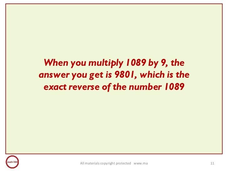 Fun Math Trivia For Kids