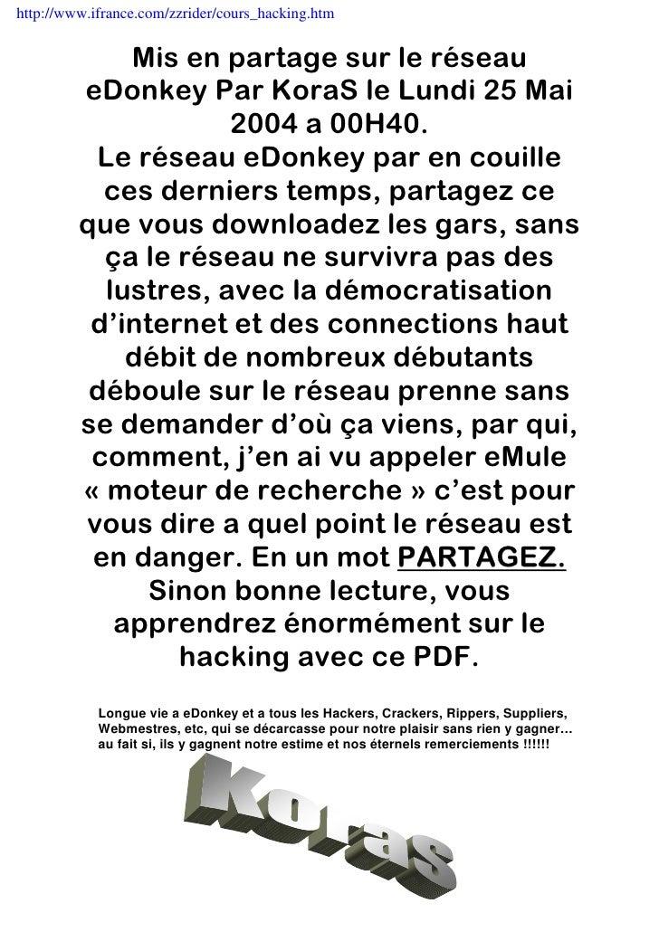 Ebook fr   2020 hackers - 214 pages pour apprendre le hacking en francais - cours de hacking- by