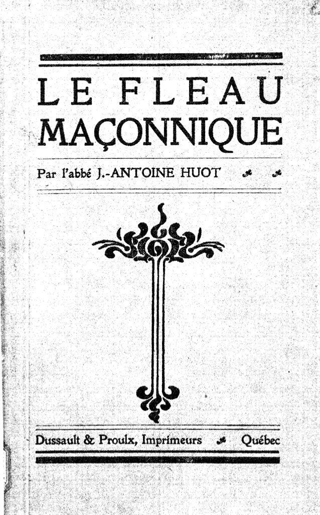 [E book fr   french - francais] occultisme le fléau maçonnique- clan9 livre electronique illuminati franc-maçonnerie consp...