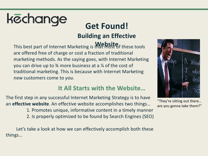 how to get into internet marketing