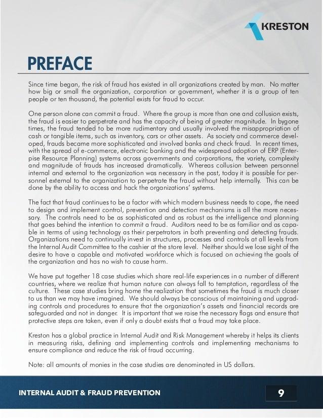 Ebook audit case study 8 internal audit fraud prevention 10 fandeluxe Choice Image