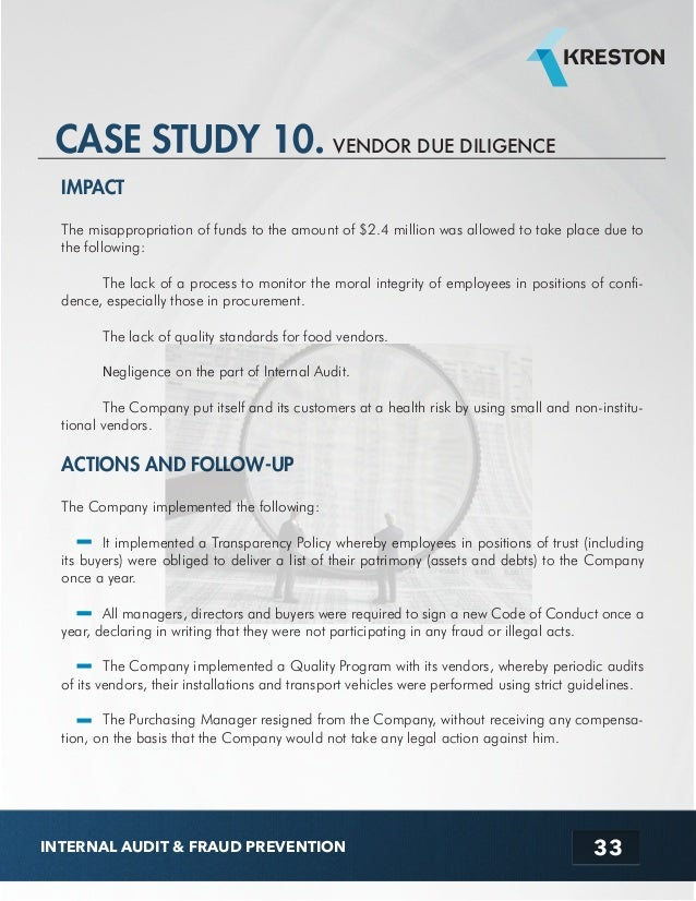Ebook audit case study audit fraud prevention 34 fandeluxe Image collections
