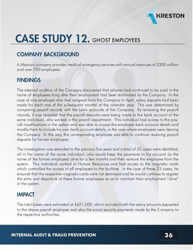Ebook audit case study case study 12 fandeluxe Choice Image