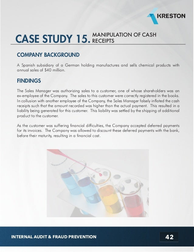 Audit | Case Study Solution | Case Study Analysis