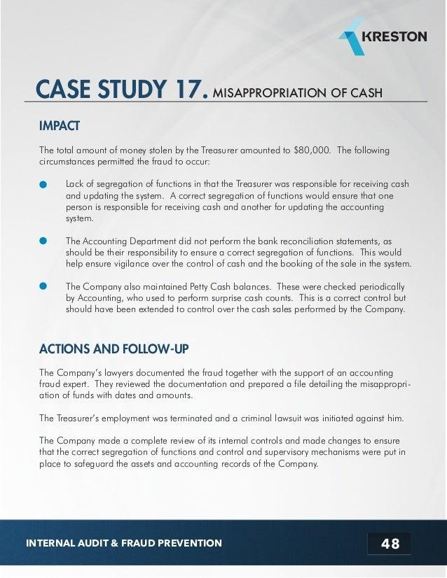 Ebook audit case study internal audit fraud prevention 48 fandeluxe Choice Image