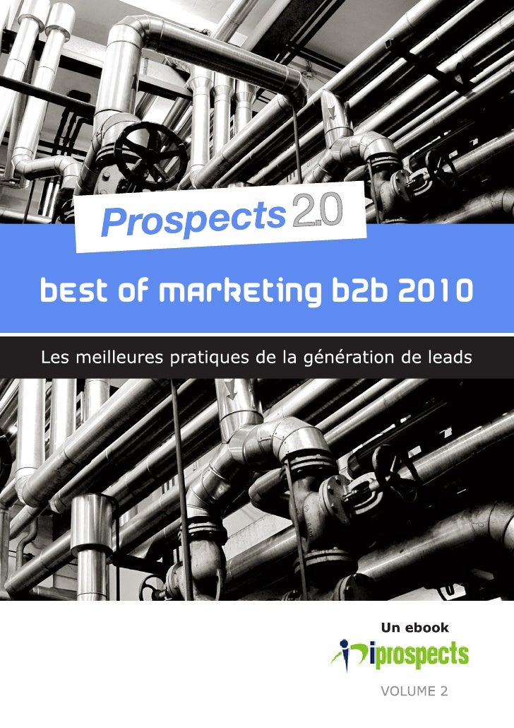 BEST OF MARKETING B2B 2010