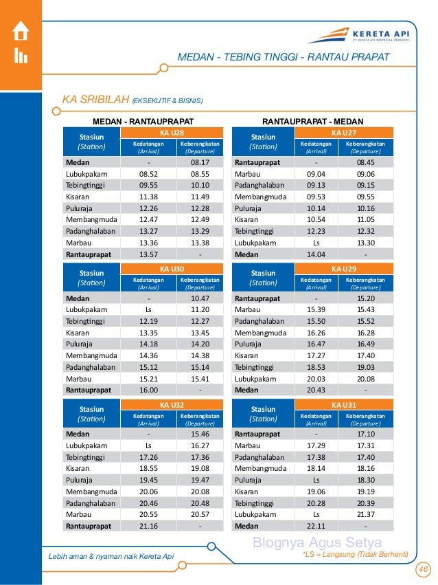 jadwal perjalanan kereta api ekonomi bisnis eksekutif rh slideshare net jadwal kereta api medan rantau prapat juli 2018 jadwal kereta api medan rantau prapat premium