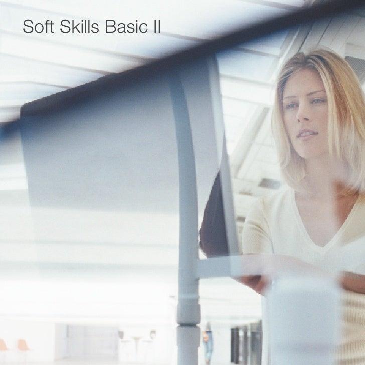 Soft Skills Basic II