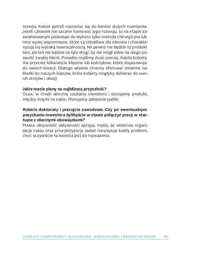 "E-book ""Lubelskie Startupy 2015"""