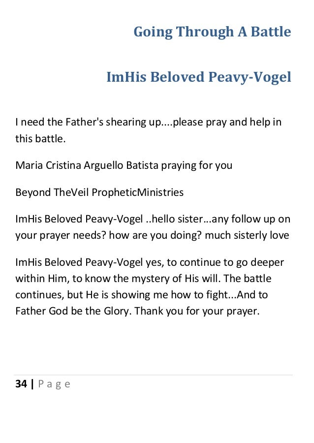 Ebook of prayers for beyond the veil prophetic ministries left mon morn at 8 34 fandeluxe Image collections