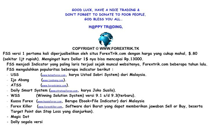 Ebook teknik forex sebenar v3 download