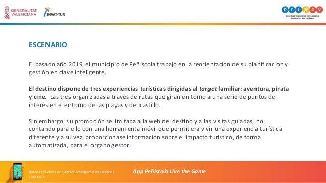 ESCENARIO El pasado año 2019, el municipio de Peñíscola trabajó en la reorientación de su planificación y gestión en clave...