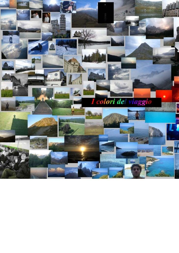 I colori del viaggio