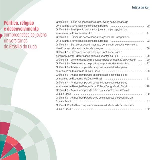 LISTA DE SIGLAS Capes – Coordenação de Aperfeiçoamento de Pessoal de Nível Superior Cepal – Comissão Econômica para a Amér...