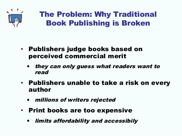 ebook publishers As ebook publishers, we show you how to publish an ebook on amazon kindle, apple ipad, barnes & noble nook and more make, format, publish and sell ebooks with bookbaby.