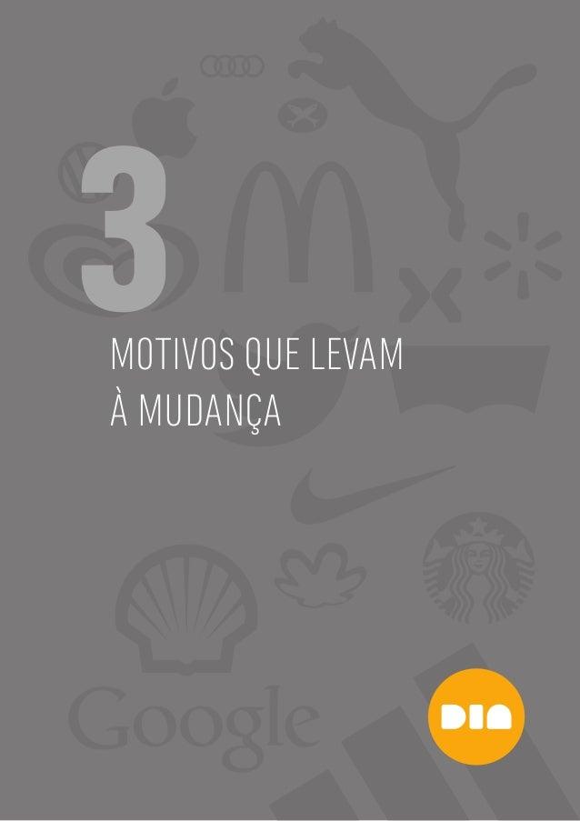 11 3MOTIVOS QUE LEVAM À MUDANÇA