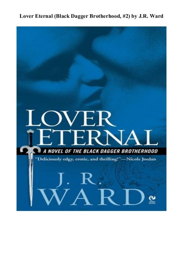 Ebook Lover Eternal Black Dagger Brotherhood 2 By Jr Ward