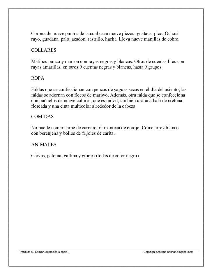 """Chango          Quizas el mas """"popular"""" de los Orishas, Chango gobierna los relampagos, los          truenos, el fuego, lo..."""