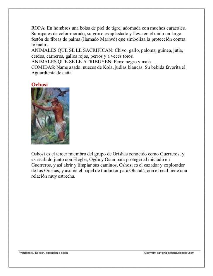 Orula          Orula u Orunmila es el Orisha de la adivinación, el oráculo supremo. Es el gran          benefactor de la h...