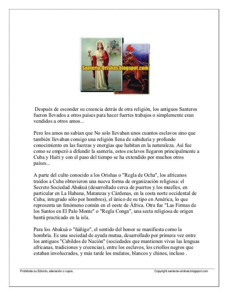 Obras de palo mayombe pdf download