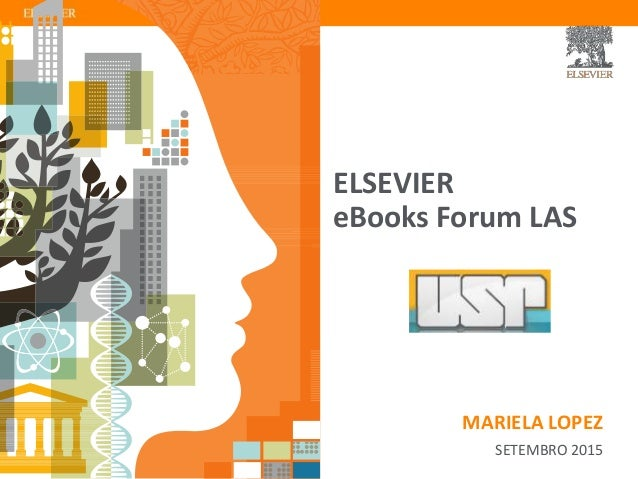 ELSEVIER eBooks Forum LAS MARIELA LOPEZ SETEMBRO 2015