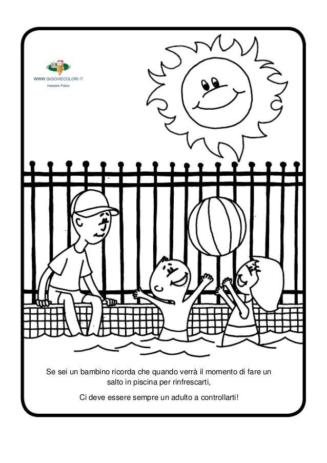 Giochi Da Bambini Per Colorare