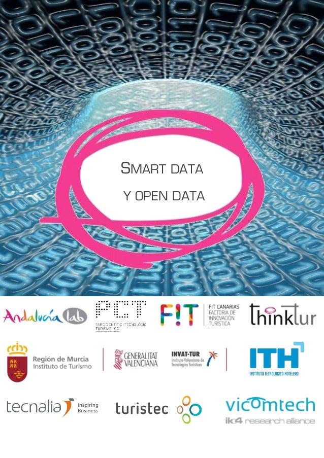 SMART DATA Y OPEN DATA