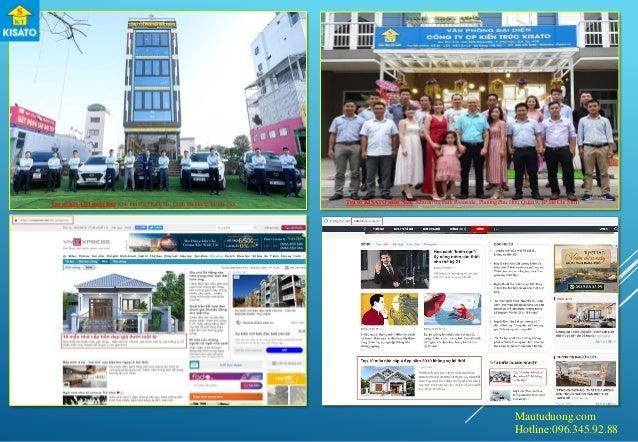 Mautuduong.com Hotline:096.345.92.88 Trụ sở KISATO miền Bắc: Khu Đô Thị Thanh Hà, Quận Hà Đông, TP Hà Nội Trụ sở KISATO mi...
