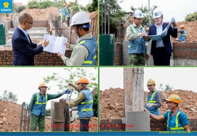 Mautuduong.com Hotline:096.345.92.88 Đội thi công của Công Ty CP kiến trúc Kisato