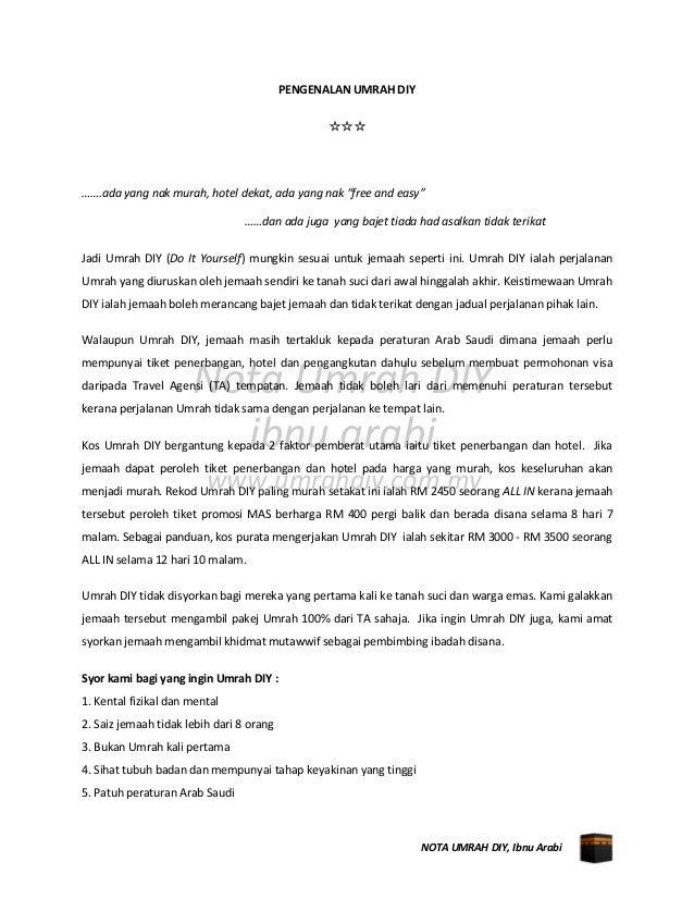 E book umrah diy umrah diy ibnu arabi 3 solutioingenieria Choice Image